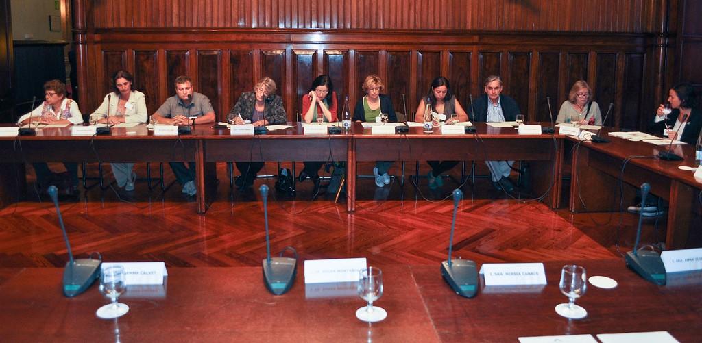 Acció 17 O _Parlament de Catalunya