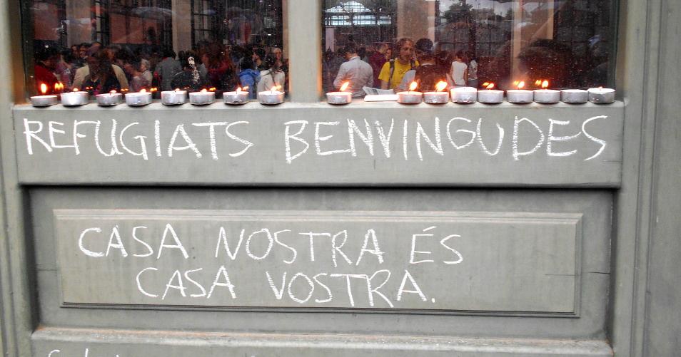 On és el Comitè Català d'Ajut Humanitari d'Emergència?