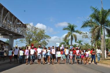 Voluntariat internacional. Brasil. Foto de Setem.