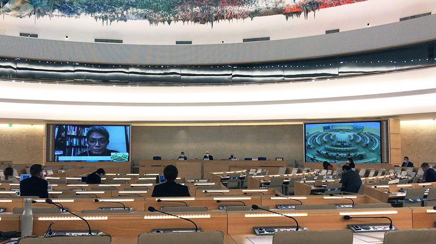 Sisena sessió sobre el Tractat Vinculant d'empresa i drets humans a les Nacions Unides